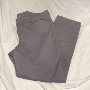 Old Navy Pixie Size 12 Ankle Pants